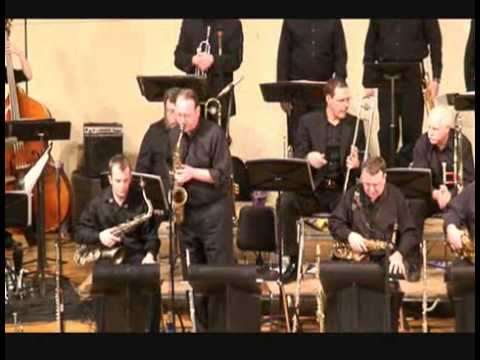 "Portland Jazz Orchestra - Maine (""The Cheese"").flv"