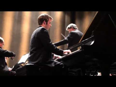 "David Pettit Playing Mozart Piano Concerto No. 21 K. 467 ""Elvira Madigan"", 2nd Movement Andante"