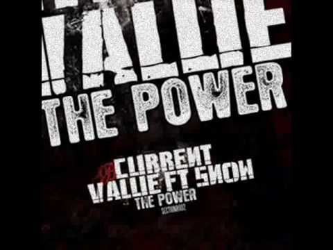 CURRENT VALUE FEAT SNOW - THE POWER - UNLEASHED (OUTNOW) SECTION 8 RECORDINGS