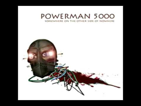 Powerman 5000 - Show Me What You`ve Got - 2009 [ New album ]
