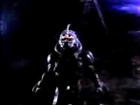 GUYVER 2 Dark Hero - Powerman 5000 - Ultra Mega
