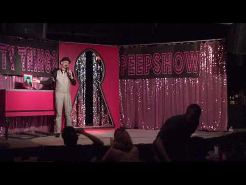 Pretty Things Peep Show - John Stamos