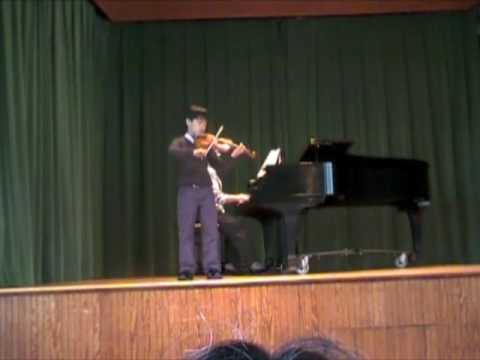 joey`s recital 09