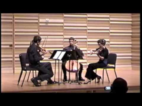 B�rtok: String Quartet No. 2, movement 3