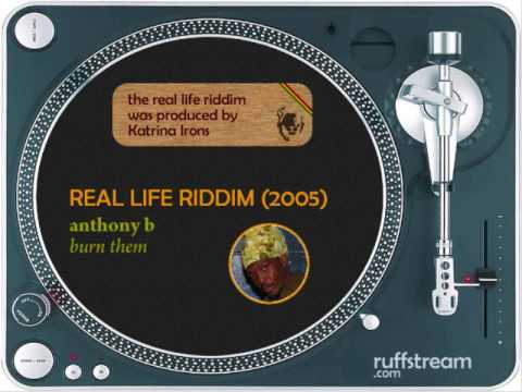 Real Life Riddim Mix (2005) Capleton, Little Hero, Anthony B, Perfect, Prezident Brown