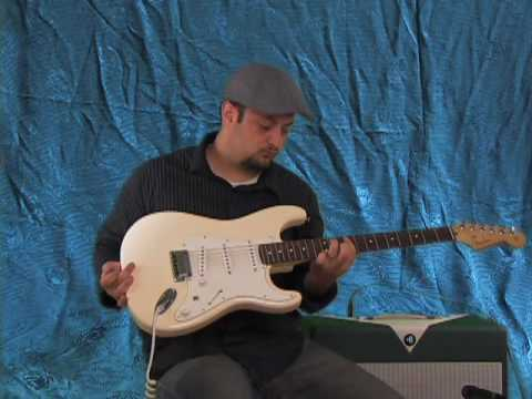 Stevie Ray Vaughan Guitar Lesson Pride and Joy Wind Cries MAry