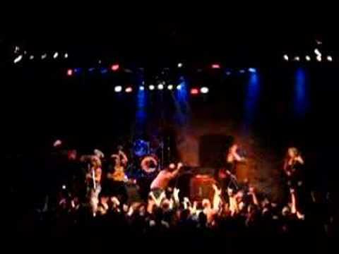 Nashville pussy finale` Vancouver Oct. 12 2006