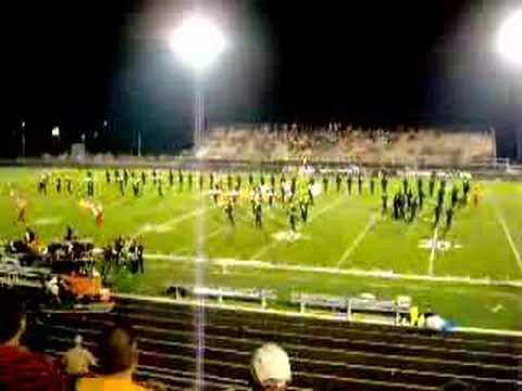 WCHS Tiger Pride Marching Band