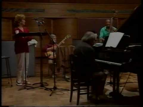 "Dame Kiri Te Kanawa sings ""Teach Me Tonight"" - Andre Previn/ Ray Brown/ Mundell Lowe"