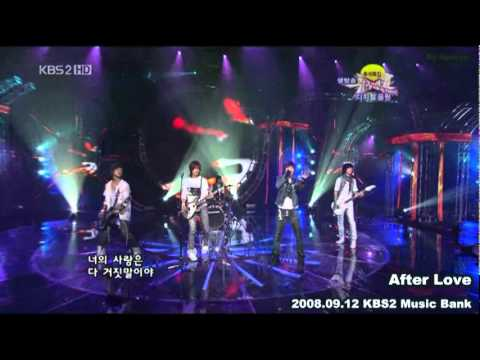 FTIsland Live Medley [Part 1]