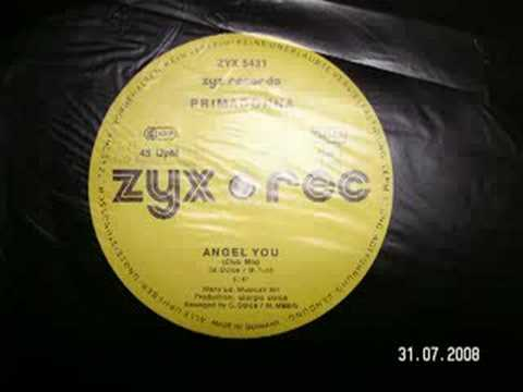 Angel You - Primadonna 1986 italo disco