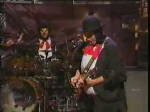 Primus Wynona`s Big BB David Letterman Show Good Quality