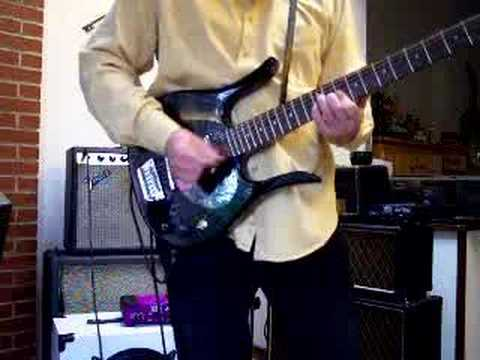 Danelectro Longhorn Baritone demo 1