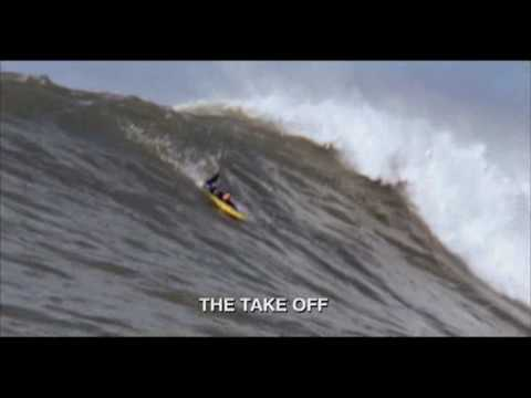 "Mavericks in Half Moon Bay CA - Big Wave Surfing buy ""Riding Giants"" awesome video"