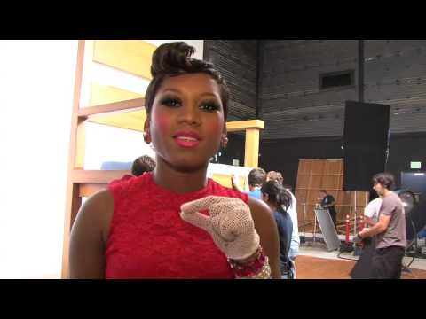 "Priscilla Renea - Making Of ""Dollhouse"" Official Video"