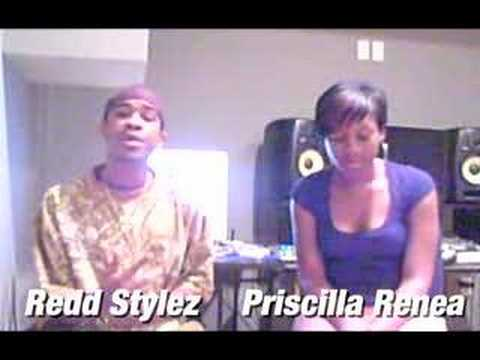 No Air - Priscilla Renea and Redd Stylez