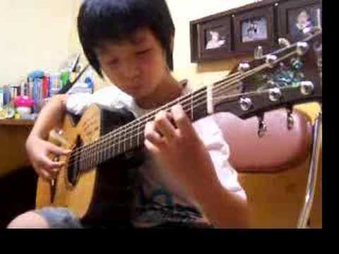 A Whiter Shade Of Pale - Sungha Jung