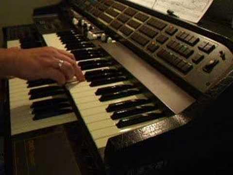 Procol Harum == A whiter shade of pale on Wersi organ