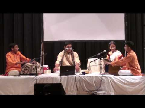 Rohan Prabhudesai and Nitish Kulkarni Jugalbandi