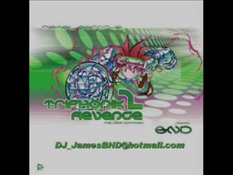 DJ JAMES BND - This Is Techno ( Hardstyle Hard House Jumper New style)