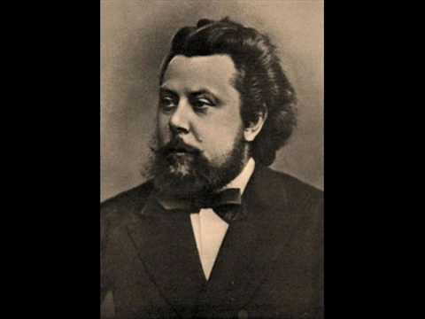 Mussorgsky`s Promenade