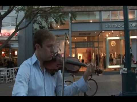 Josh Vietti Pop Violinist `Lost Without You`