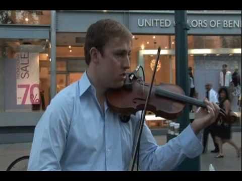 Josh Vietti Pop Violinist `Canon in D`