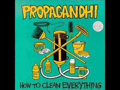 Propagandhi - Hate, Myth, Muscle, Etiquette