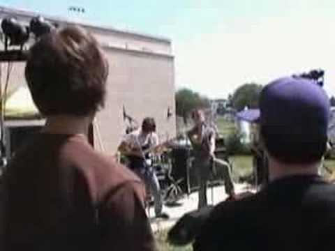 Protest The Hero - Bury The Hatchet live outside at halifax