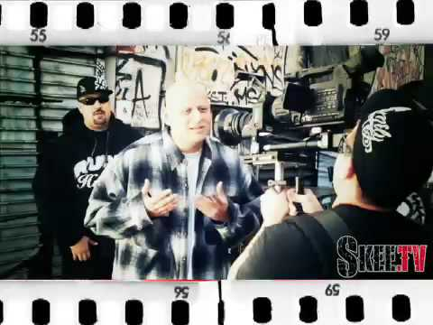 "B Real & Sick Jacken ""Psycho Realm Revolution"" Music Video BTS"