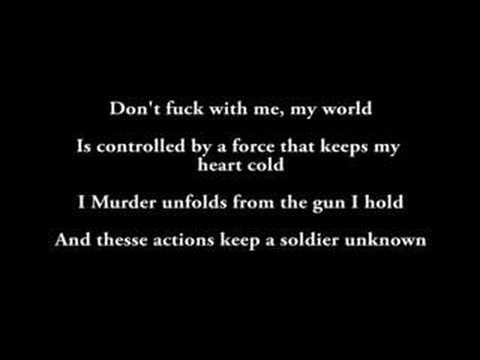 The Psycho Realm - Unknown Soldier