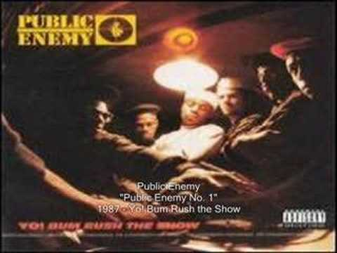 Public Enemy - Public Enemy No. 1