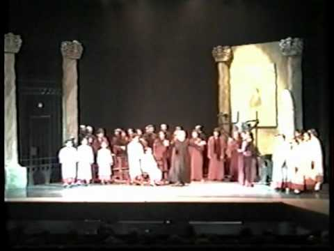 Ernesto Argentino Ramos. Opera TOSCA 2002 (Teatro San Martin-San Miguel de Tucum�n )