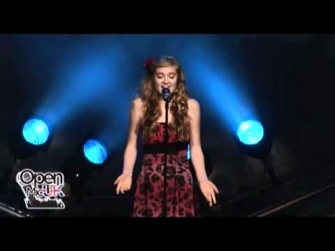 Stephanie Hershaw singing `O Mio Babbino Caro`