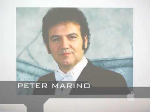 """PETER MARINO tenor.""""che gelida manina"""""""