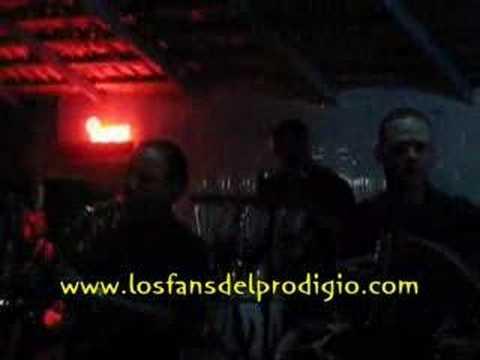 el prodigio - la funda - en vivo - Rancho Tipico Puerto Plat