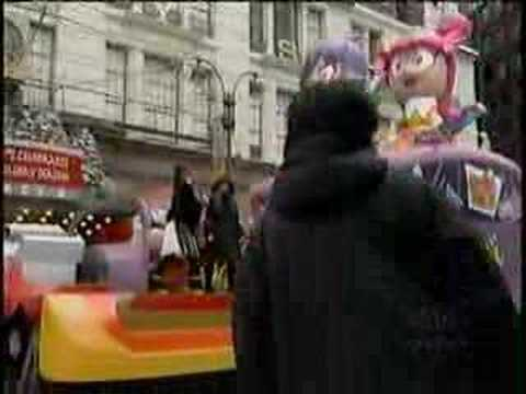 Puffy AmiYumi Macy`s Day Parade 2005