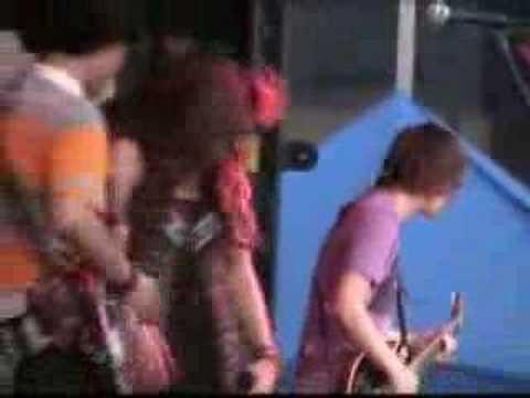 Puffy AmiYumi Free Live@WFC 7/11/2006