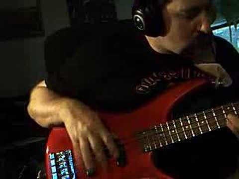 Metallica Anesthesia/Pulling Teeth bass cover #2