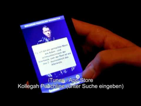 Kollegah Punchline App - ab sofort im iTunes App Store!