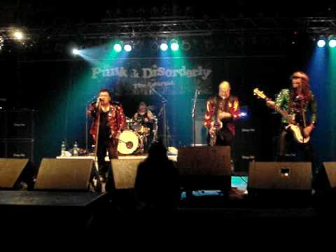 The Glitter Band at Punk And Disorderly Festival 2009