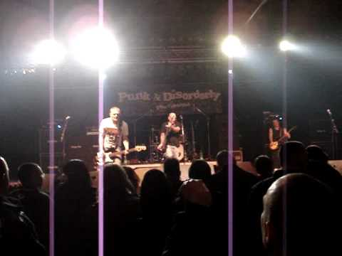 "Section 5 -""Beggers Tale"" at Punk and Disorderly Festival 2009"