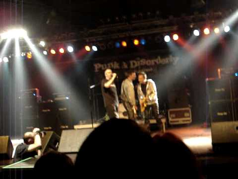 "The Gonads - ""Jobs Not Jails"" at Punk And Disorderly Festival 2009"
