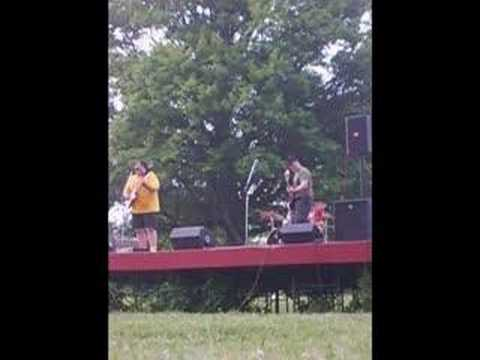 """Watching You"" live @ Fort Reno"