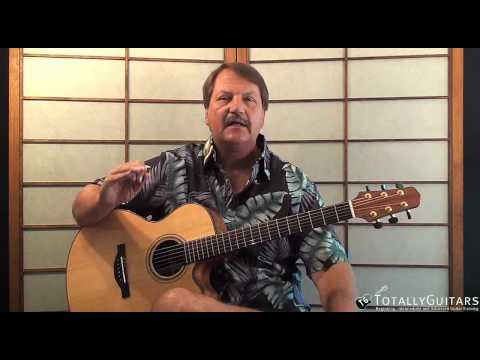 Amie Acoustic Guitar Lesson - Pure Prairie League