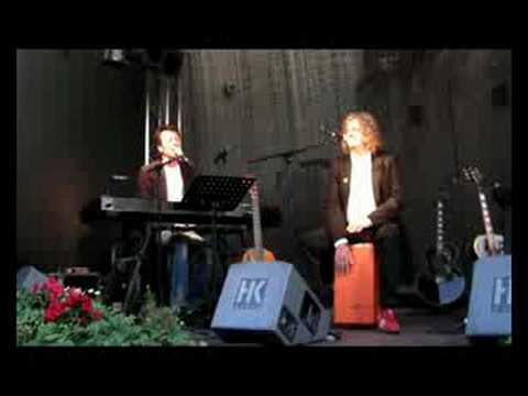 Christian zu Gast bei Purple Schulz & Heinz Rudolf Kunze (1)
