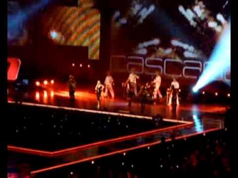Cascada - Pyromania (LIVE bei The Dome 53 in Berlin Velodrom)