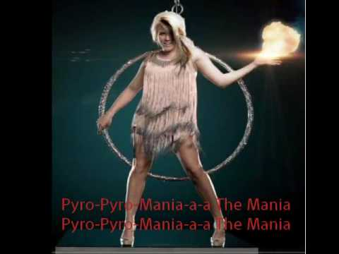 Cascada Pyromania - Lyrics