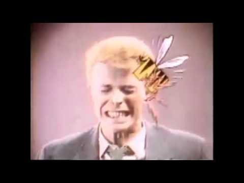 David Bowie - I want my MTV