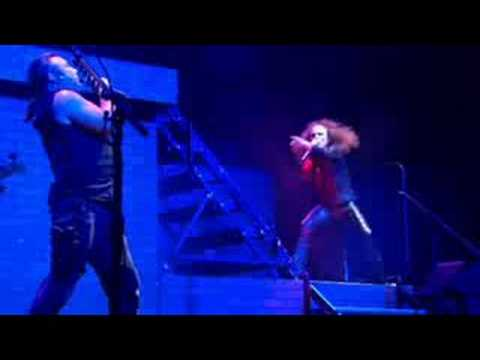 Queensryche live with Ronnie James Dio